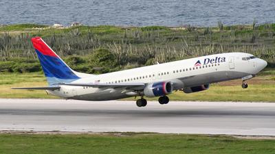 N395DN - Boeing 737-832 - Delta Air Lines