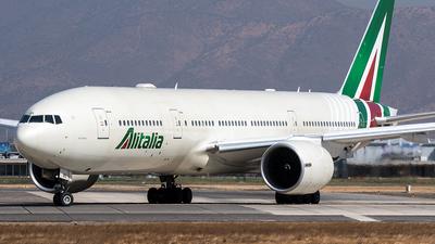 EI-DBL - Boeing 777-243(ER) - Alitalia