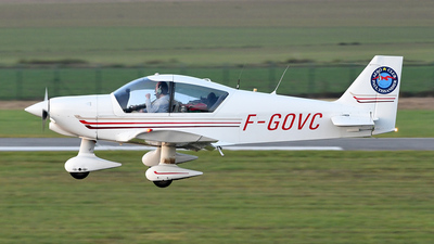 F-GOVC - Robin HR200/120B - Aero Club - Paul Tissandier