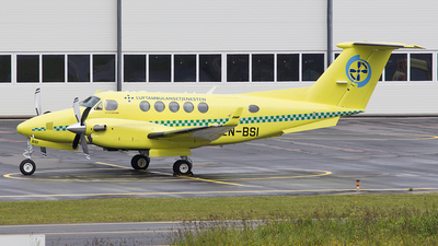 LN-BSI - Beechcraft B200GT Super King Air - Babcock Scandinavian AirAmbulance