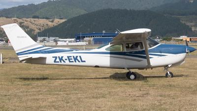 ZK-EKL - Cessna R182 Skylane RG II - Private