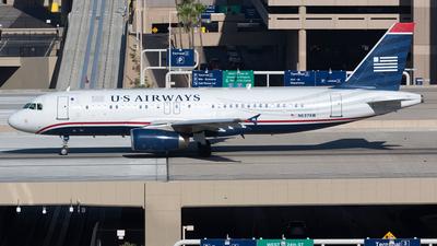 N637AW - Airbus A320-231 - US Airways