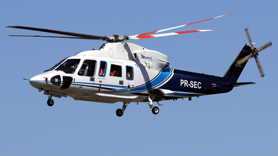A picture of PRSEC - Sikorsky S76C+ - Omni Taxi Aereo - © Allan Martins Antunes