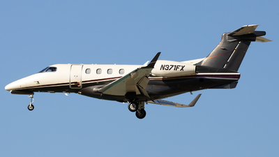 A picture of N371FX - Embraer Phenom 300 - Flexjet - © Angelos Panou