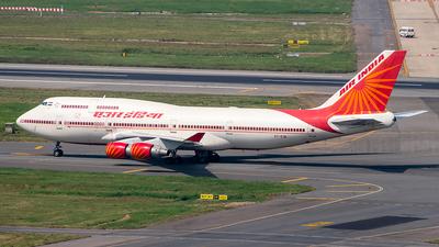 VT-EVA - Boeing 747-437 - Air India