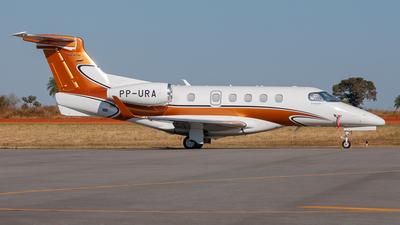 PP-URA - Embraer 505 Phenom 300 - Private