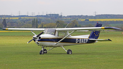 A picture of GBAEP - Cessna FRA150L Aerobat - [0170] - © Tartanpics