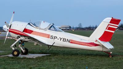 SP-YBN - Aviata GM-1 Gniady - Aero Club - Ziemi Piotrkowskiej
