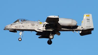 80-0273 - Fairchild A-10C Thunderbolt II - United States - US Air Force (USAF)