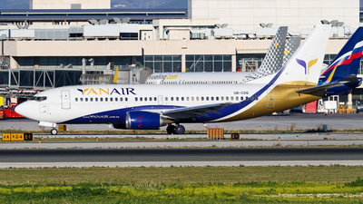 A picture of URCOG - Boeing 737301 - [23937] - © Manuel Llama - Benalmadena Spotters