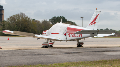 N7203W - Piper PA-28-180 Cherokee - Private