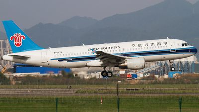 B-6739 - Airbus A320-214 - China Southern Airlines