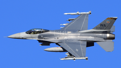 90-0707 - General Dynamics F-16CM Fighting Falcon - United States - US Air Force (USAF)