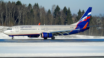 A picture of VPBGG - Boeing 7378LJ - Aeroflot - © Timofey Panteleev