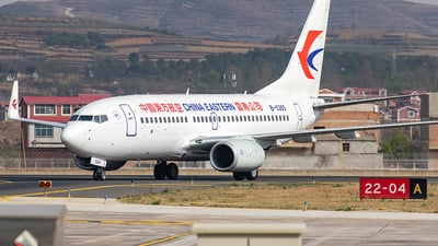 A picture of B5265 - Boeing 73779P - China Eastern Airlines - © Yan Shuai