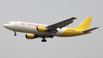 A picture of BLDC - Airbus A300F4605R - Air Hong Kong - © Siola
