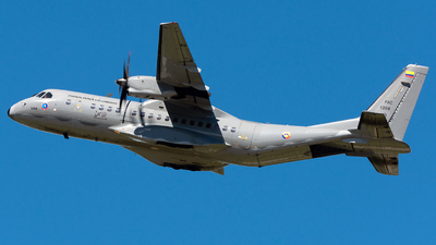 FAC1284 - CASA C-295M - Colombia - Air Force