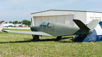 N2861V - Beechcraft 35 Bonanza - Private