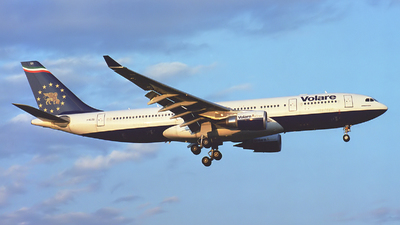 I-VLEG - Airbus A330-203 - Volare Airlines