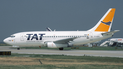F-GGPC - Boeing 737-204C(Adv) - TAT European Airlines