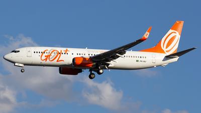 PR-VBJ - Boeing 737-8HX - GOL Linhas Aéreas