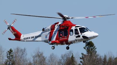 SE-JRI - Agusta-Westland AW-139 - Sweden - Swedish Maritime Administration