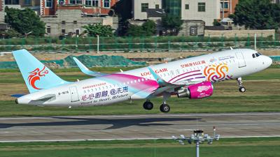B-1676 - Airbus A320-214 - Loong Air