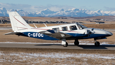 C-GFOC - Piper PA-34-200 Seneca - Private