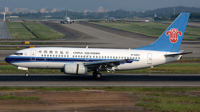 B-5221 - Boeing 737-71B - China Southern Airlines