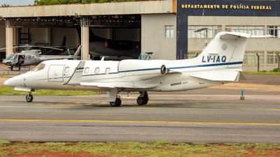 LV-IAQ - Bombardier Learjet 31A - Flyzar