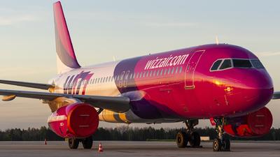 HA-LPU - Airbus A320-232 - Wizz Air
