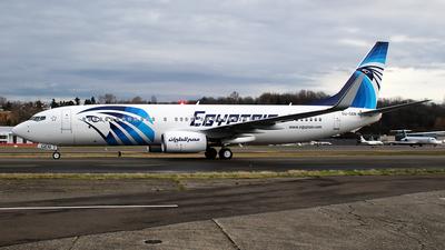 SU-GEN - Boeing 737-866 - EgyptAir