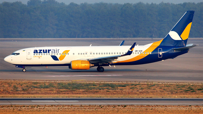UR-AZE - Boeing 737-8K5 - Azur Air Ukraine