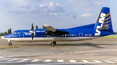 OO-VLV - Fokker 50 - VLM Airlines