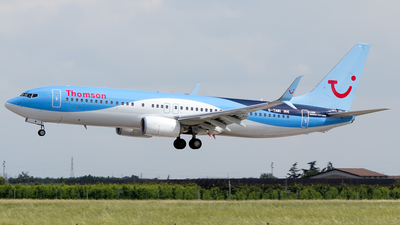 G-TAWI - Boeing 737-8K5 - Thomson Airways