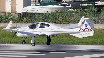 F-HCAC - Diamond DA-42 Twin Star - Cannes Aviation