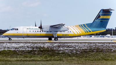 C6-BFN - Bombardier Dash 8-301 - Bahamasair