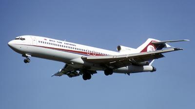 G-BNNI - Boeing 727-276(Adv) - Dan-Air London