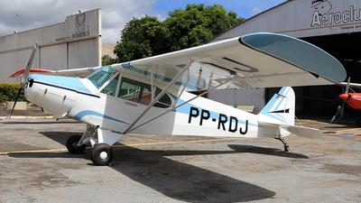 PP-RDJ - CAP-4A Paulistinha - Aero Club - São José do Rio Preto