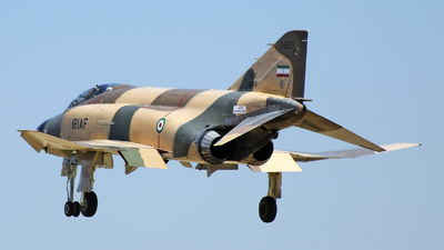 3-6693 - McDonnell Douglas F-4D Phantom II - Iran - Air Force