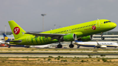VP-BCP - Airbus A320-214 - S7 Airlines