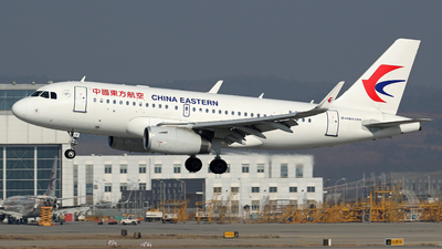 B-8017 - Airbus A319-115 - China Eastern Airlines