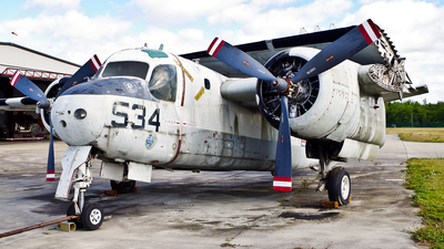 N5244B - Grumman S-2B Tracker - Private