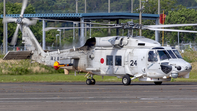 8424 - Mitsubishi SH-60K - Japan - Maritime Self Defence Force (JMSDF)
