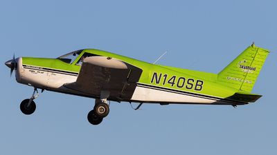A picture of N140SB - Piper PA28140 - [2825681] - © Maik Voigt