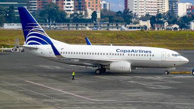 A picture of HP1378CMP - Boeing 7377V3 - [30461] - © David Mendoza