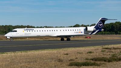 A picture of DACNG - Mitsubishi CRJ900LR - Lufthansa - © Sam Albers