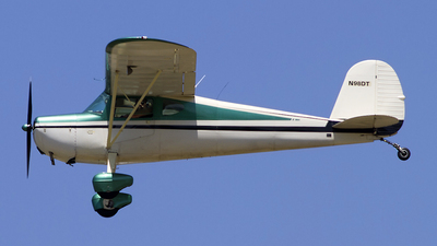 N98DT - Cessna 140 - Private
