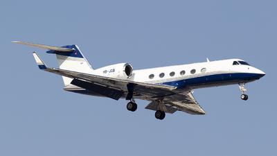A picture of HBJGB - Gulfstream G450 - [4130] - © Bora Polater
