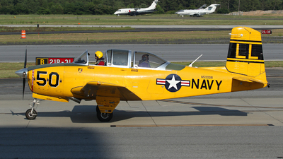 N500DR - Beechcraft T-34A Mentor - Private